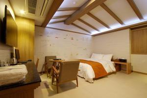 Suwon Orsay Business Hotel, Hotely  Suwon - big - 111