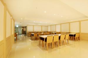 Suwon Orsay Business Hotel, Hotely  Suwon - big - 74