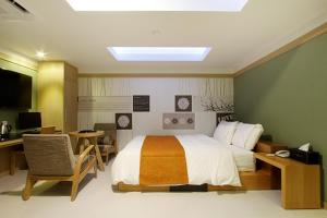 Suwon Orsay Business Hotel, Hotely  Suwon - big - 102