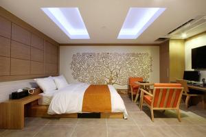 Suwon Orsay Business Hotel, Hotely  Suwon - big - 103