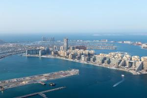 Two Bedroom Apartment - Princess Tower - Dubai