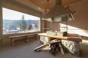 Dream Apart Folkowy Dom z sauną