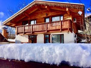 Гостевой дом Шале Лист
