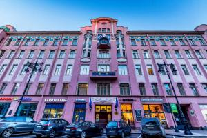 Saint Petersburg Hotels