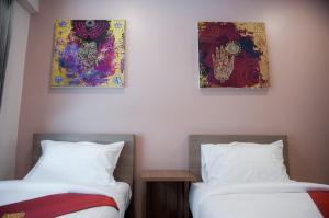 The Moon Night Hotel