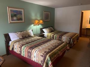 Hidden Lake Resort, Отели  Уорсо - big - 5