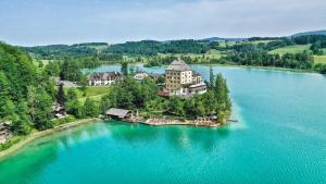 Schloss Fuschl, a Luxury Colle..
