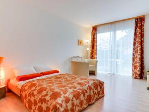 Alluring Holiday Home in Hohenau an der March with Garden