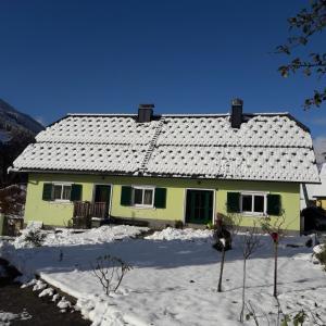 Apartmán Villa Siebenruh Obervellach Rakousko