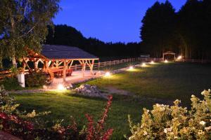 Chata Agroturystyka Lazarscy Nowinka Polsko