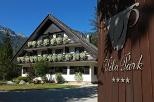 Vila Park B&B - Adults Only - Hotel - Bohinj