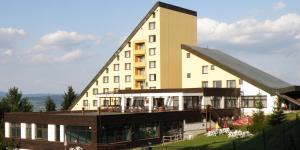 3 hvězdičkový hotel Horský Hotel Jelenovská Valašské Klobouky Česko