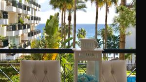 MI CAPRICHO BEACHFRONT - B 9 Apartment with sea view - Hotel - Mijas Costa