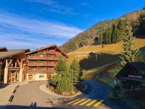 Val-d'Illiez Apartments - Hotel - Champoussin