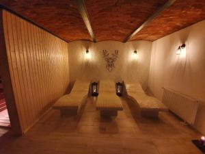 Noclegi w starym domu z sauną