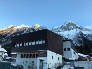 Alpenrose Chamonix