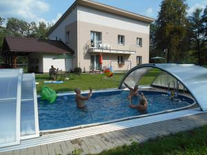 Appartement Apartmán u Toma Frýdlant nad Ostravicí Tschechien