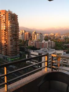 myLUXAPART Las Condes, Apartmány  Santiago - big - 59