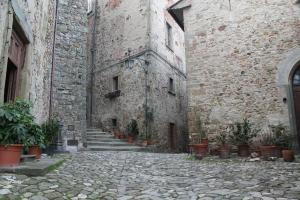 Casa La Portaccia, Apartmanok  Anghiari - big - 1