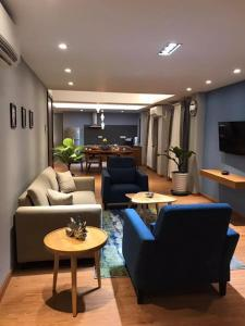 Expat 1BR Condo in the heart of downtown Yangon