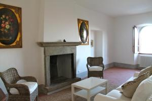 Casa La Portaccia, Apartmány  Anghiari - big - 8