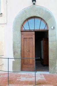 Casa La Portaccia, Apartmány  Anghiari - big - 12