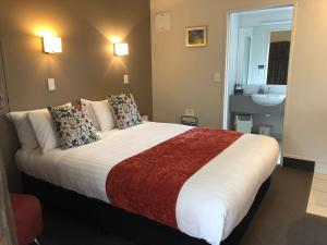 Bella Vista Motel Ashburton - Accommodation