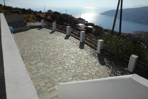 Top of the Hill Andros Greece