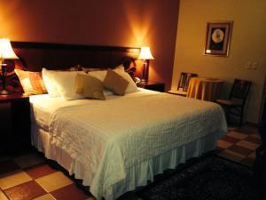 Hotel Villa del Sol, Отели  Пуэрто-Кортес - big - 11