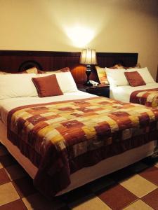 Hotel Villa del Sol, Отели  Пуэрто-Кортес - big - 12