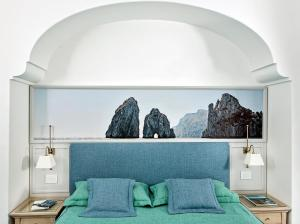 Hotel Gatto Bianco Review Capri Italy Telegraph Travel
