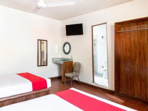 OYO Hotel Paraiso, Hotels  Chiconcuac - big - 13