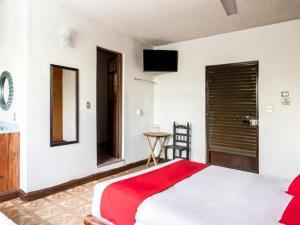 OYO Hotel Paraiso, Hotels  Chiconcuac - big - 37