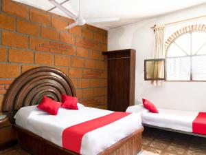 OYO Hotel Paraiso, Hotels  Chiconcuac - big - 41