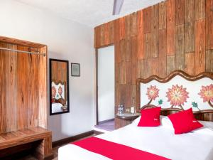OYO Hotel Paraiso, Hotels  Chiconcuac - big - 29