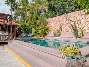 OYO Hotel Paraiso, Hotels  Chiconcuac - big - 18
