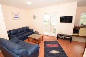 Apartment Blue