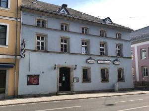 Hotel Gasthof Bräustübl Selb Německo