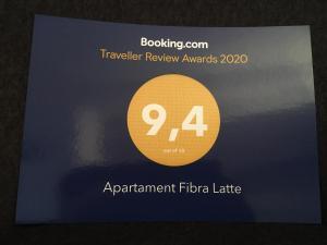 Apartament Fibra Latte