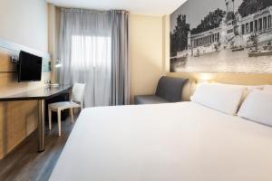 B&B Hotel Madrid Airport T1 T2 T3, Мадрид