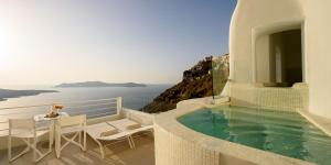 Grand Suite with Hot Tub and Caldera View
