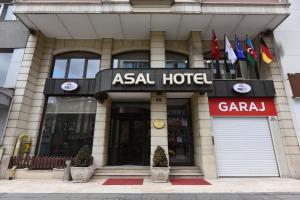 Отель Asal Hotel, Анкара