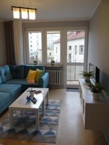Apartament Lazurowy blisko morza