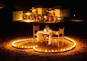 Mhamid Luxury Camp Experience