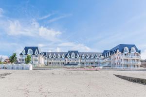 Location gîte, chambres d'hotes Pierre & Vacances Premium Résidence de la Plage dans le département Somme 80