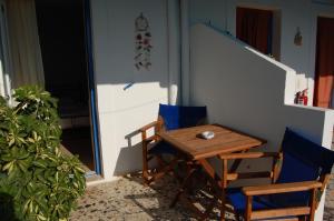 Aegeon Pension Amorgos Greece