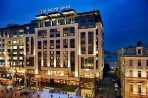 Отель Интерконтиненталь Москва Тверская