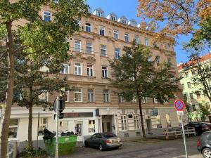 Prater Messe Apartments - Wolfgang-Schmälzlgasse