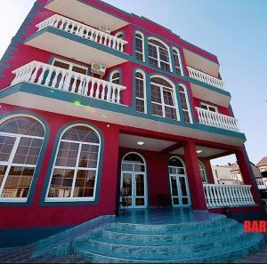 Гостевой дом Барвиха, Джемете