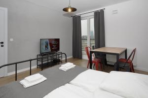 Schindler's Factory Zabłocie Deluxe Apartments WAWELOFTS